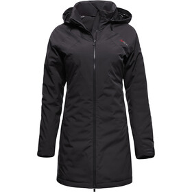 Y by Nordisk Raa Hardshell Down Coat Women, black